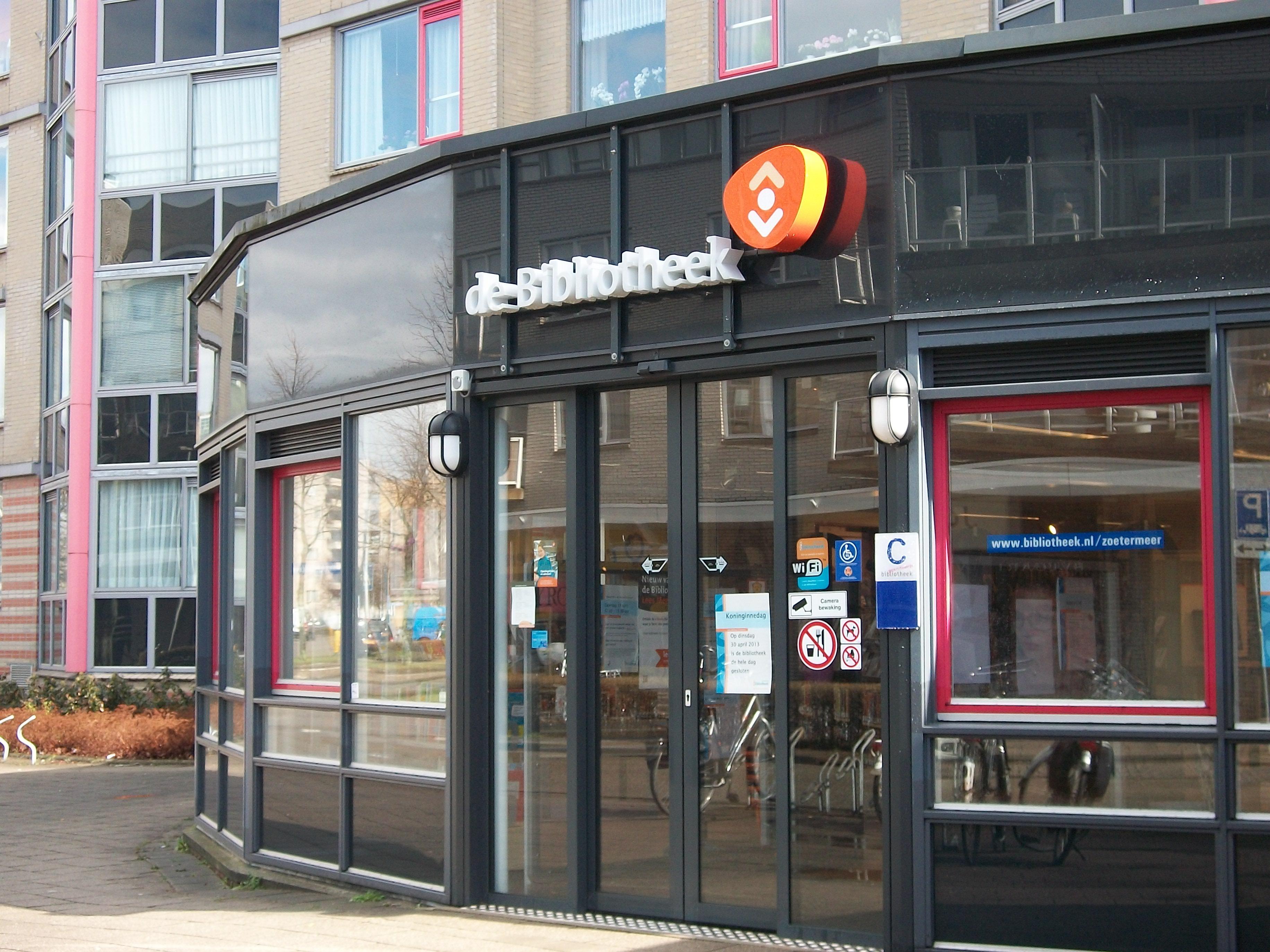winkelcentrum oosterheem zoetermeer