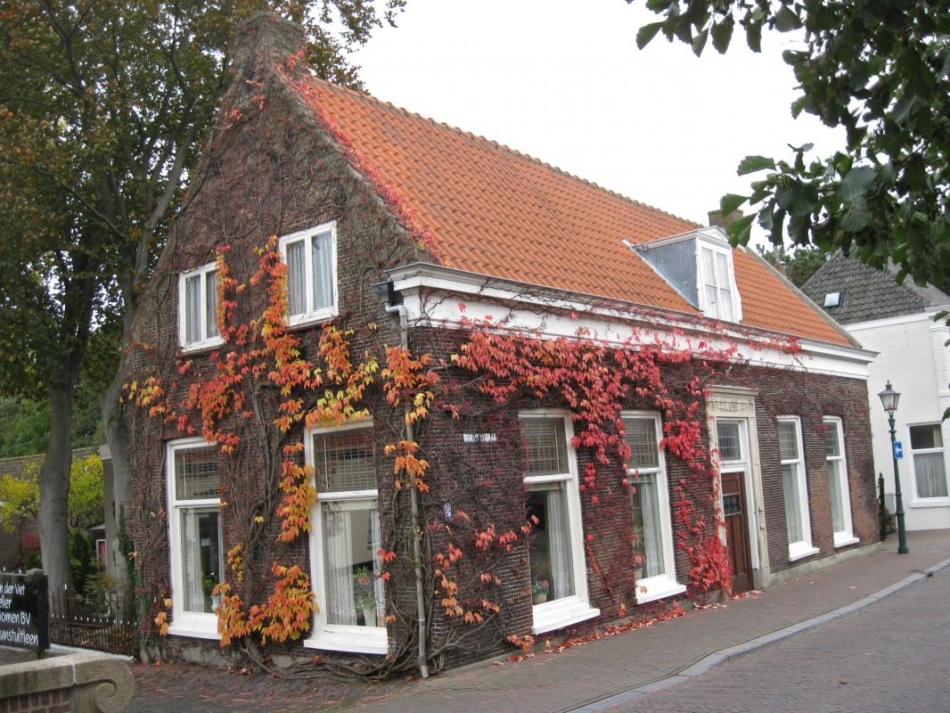 Dorpsstraat 6. okt,. 2009
